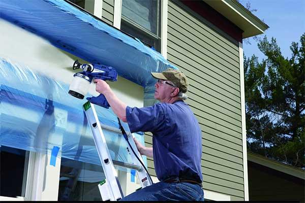 آسان ترین روش رنگ کردن خانه