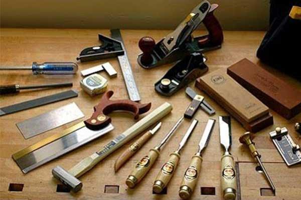 ضروری ترین ابزارهای نجاری دستی