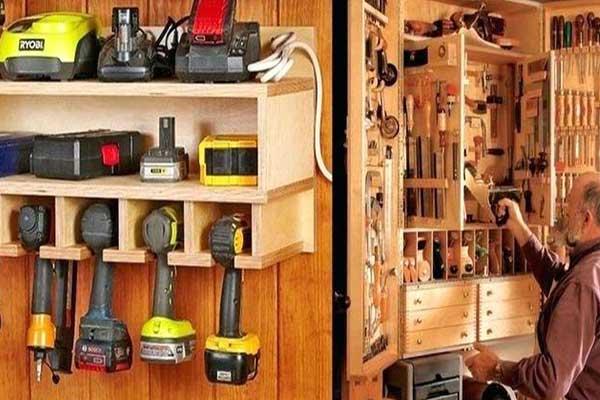 چگونگی نگهداری از ابزارهای دستی