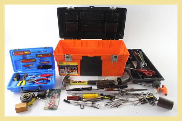 روش های مراقبت و نگهداری از جعبه ابزار