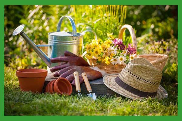 اصلی ترین ابزارآلات باغبانی