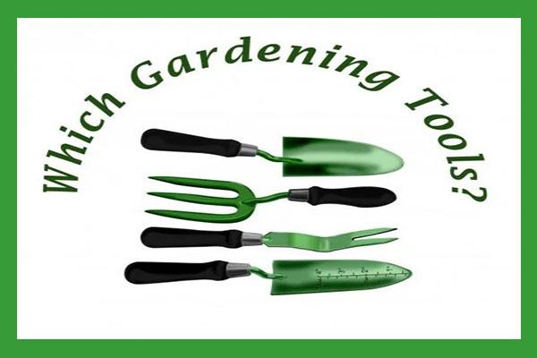 ضروری ترین ابزارهای باغبانی