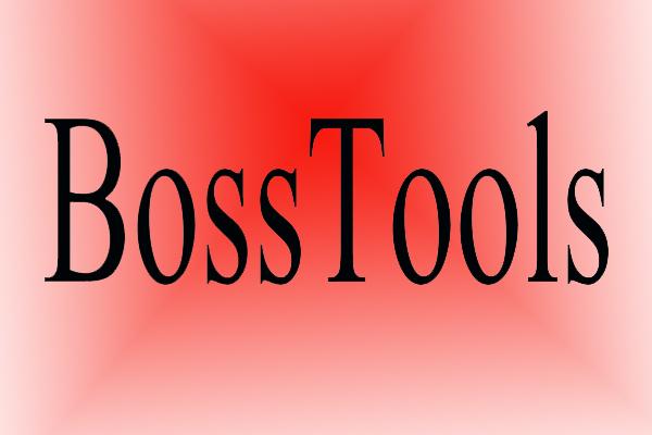 معرفی ابزار boss