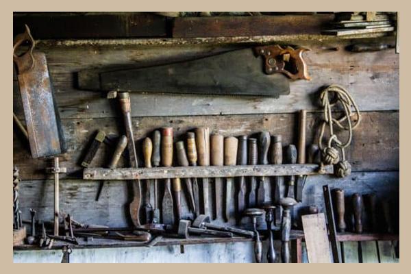 آموزش نگهداری از ابزارآلات نجاری
