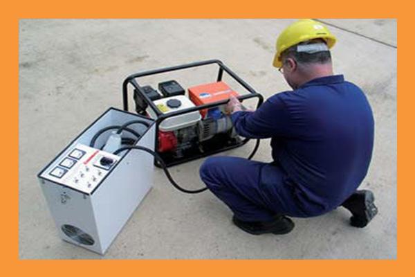 تعمیر موتور برق های قابل حمل