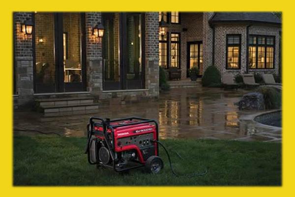 موتور برق خوب برای باغ