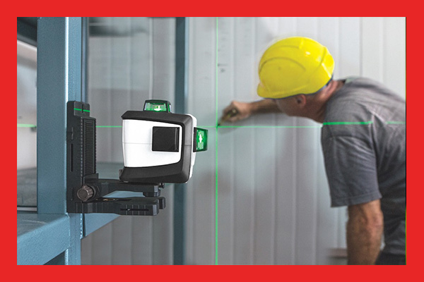 آشنایی با ابزارهای لیزری ساختمانی